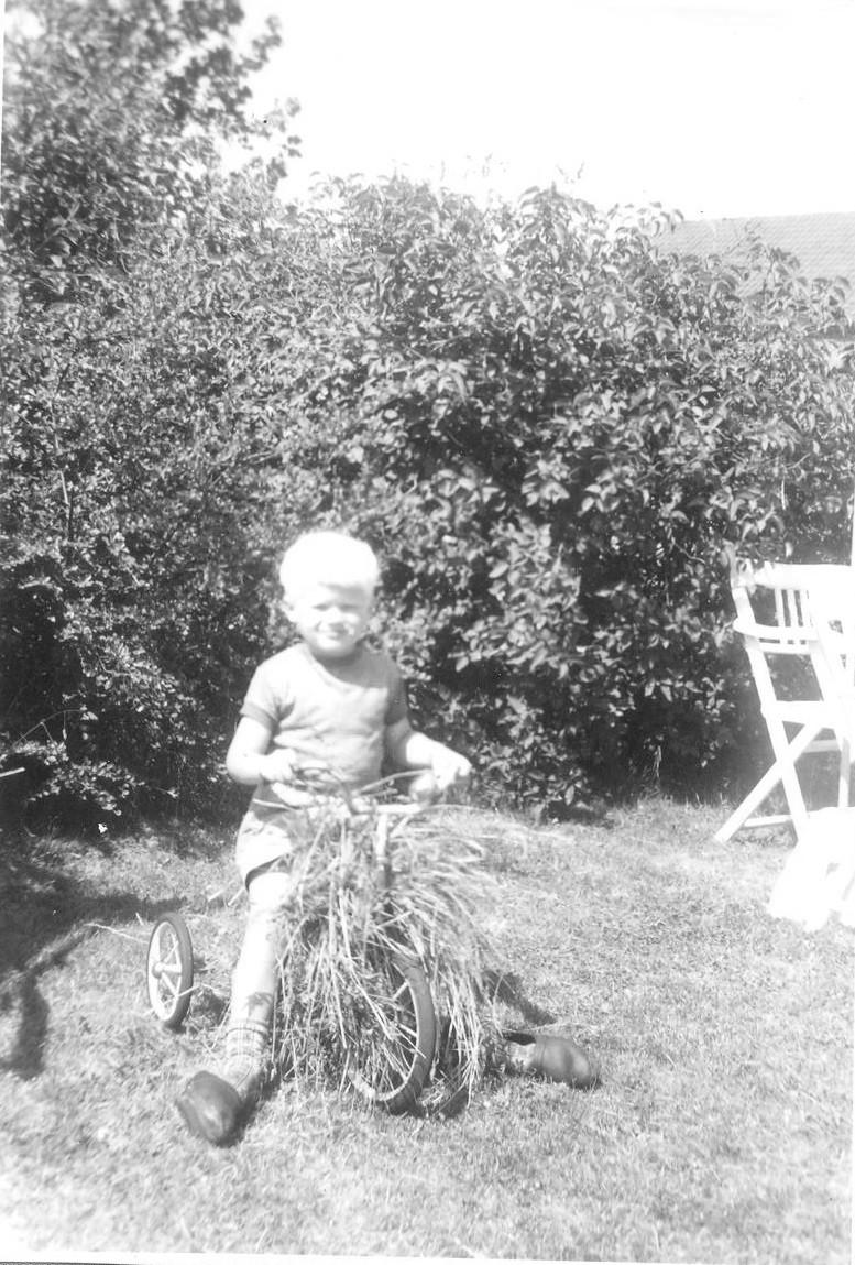 Olaf la Cour, summer 1960, Ilskov