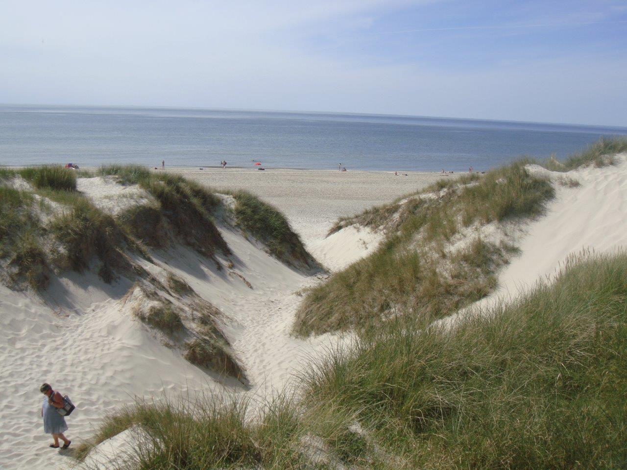 Houstrup beach